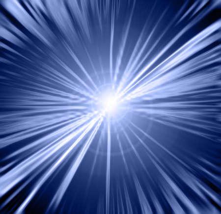 blue star Stock Photo - 9905990