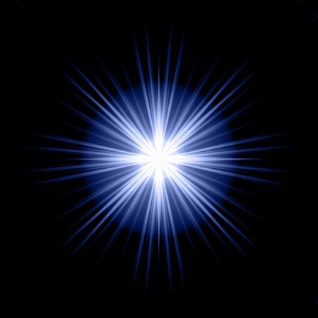 starburs: estrella azul