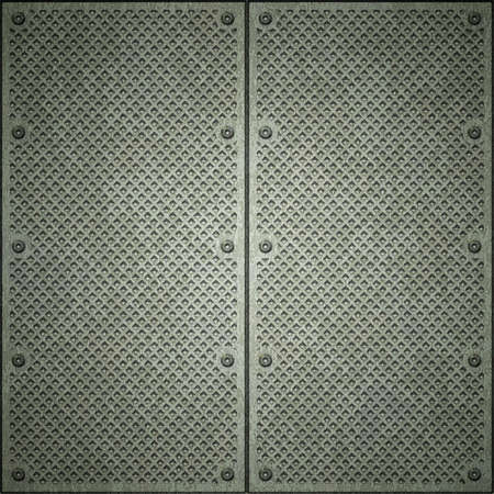 metal surface Stock Photo - 9906006