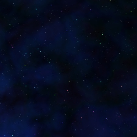 orion: Stars in the night sky