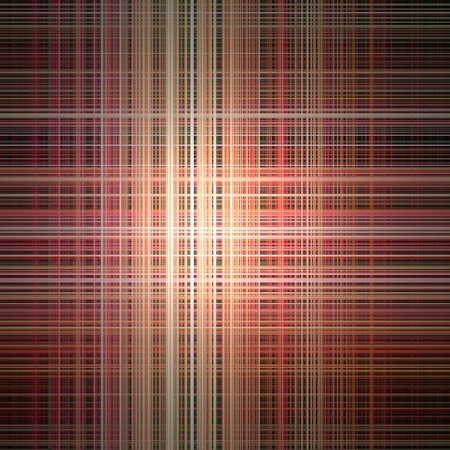 Background from multicolor lines simulating graph paper Stock Photo