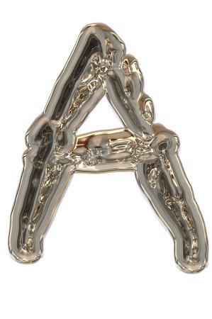 The mercury alphabet photo