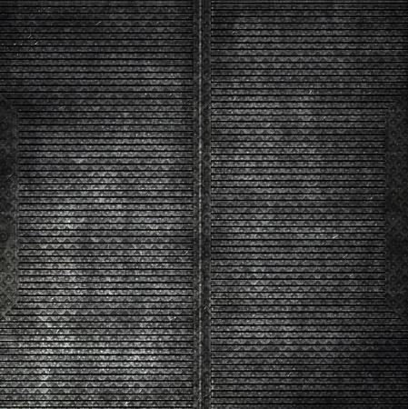 Old dark dirty metal plate Stock Photo - 10984343
