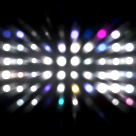 abstract image with light beams  Stock Photo
