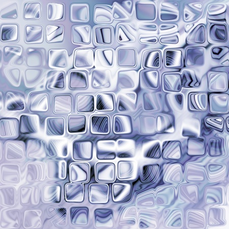 abstract painting: Abstract checkered background Stock Photo