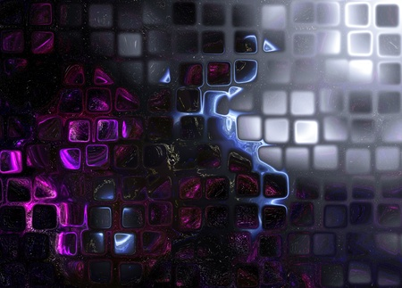 Abstract checkered background photo