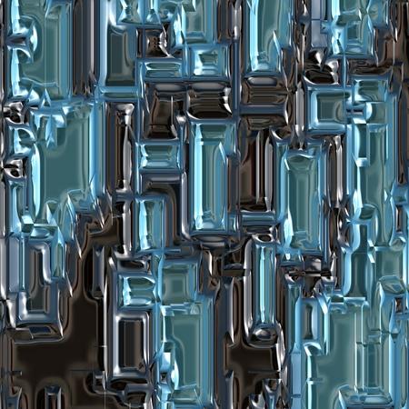 bumpy: metal diamond plate Stock Photo
