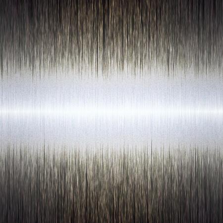 reflect: 어두운 금속 표면의 모방