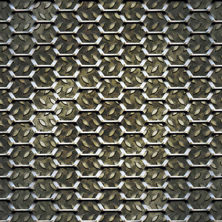 metal surface Stock Photo - 12847312