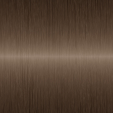 impressive metal surface tinted by brown color photo