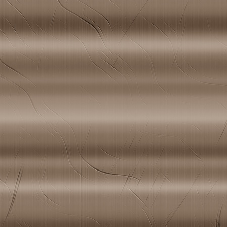 impressive metal surface tinted by brown color Stock Photo - 13630521