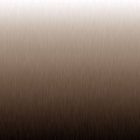 impressive metal surface tinted by brown color Stock Photo - 13642977