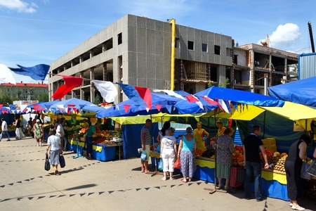 resourceful: 14 07 2012 Moscow, Maryin grove, Moscow youth center �KVN Planet. Reconstruction of a building of headquarters of KVN, the former cinema Havana transferred to Club cheerful and resourceful. Editorial