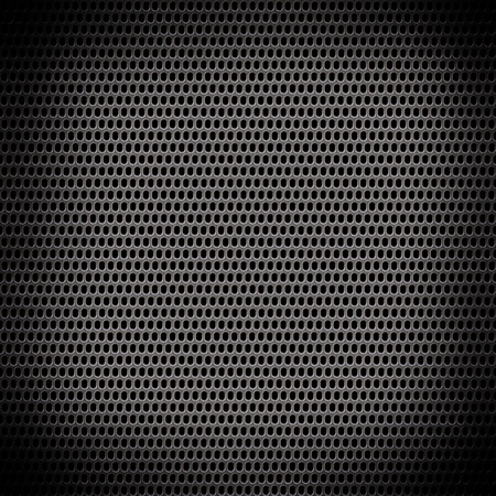 Metal texture with holes Stock Photo - 18518421
