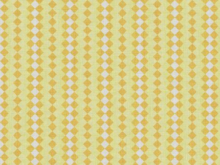 lightweight: Yellow simple lightweight fabric, with a pattern of small descending squares