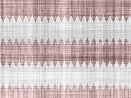 jagged: Simple fabric horizontal jagged images.