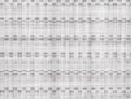 rough: Grey rough fabric with abstract technical pattern. Stock Photo