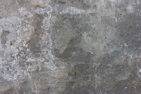 Old galvanized surfaces photo