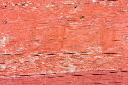 occur: Wood floor with red motifs occur naturally  Stock Photo