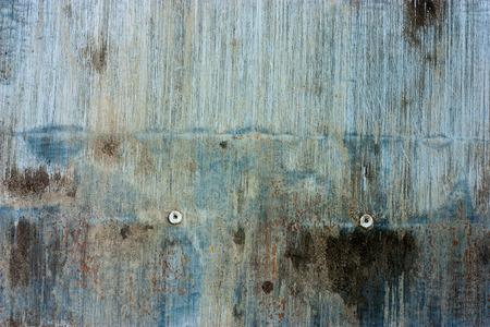 dirty sheet: Sheet aluminum textured dirty. Background art Stock Photo