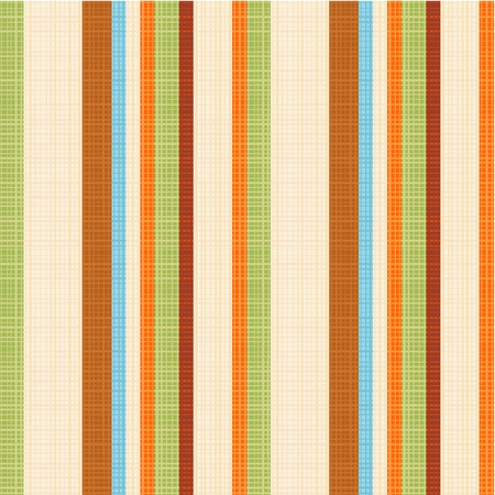 accurately: Seamless striped fabric pattern  background, wallpaper, swatch   You see 4 tiles  Flat colors used, threads accurately matched on their ends