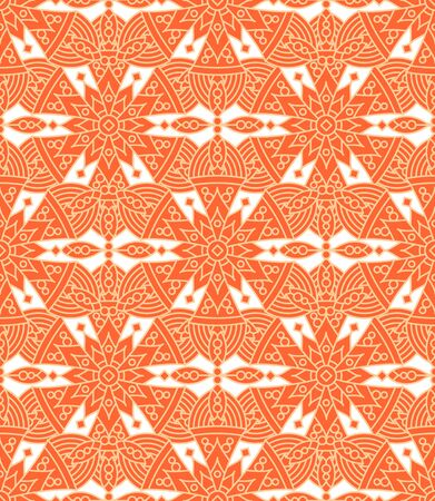 swatch: Seamless (repeatable, you see 4 tiles) highly detailed elegant pattern, print, swatch, wallpaper, or background