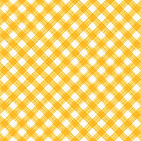 tela blanca: Sin fisuras (Usted ve 4 azulejos) amarilla y blanca diagonal de la tela del paño de algodón barato, modelo, muestra, de fondo, la textura o el fondo de pantalla.
