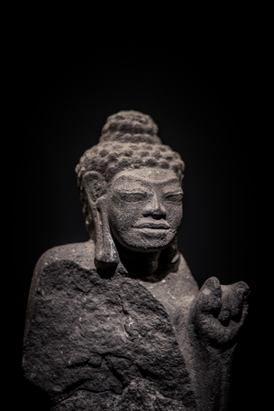 Statue from Dvaravati period