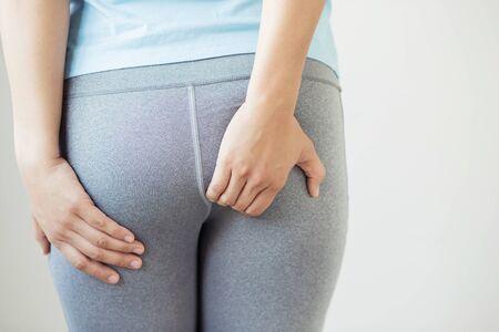 Women have pain in the because of rheumatoid arthritis.