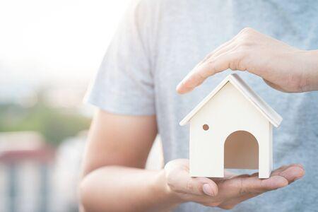 Banks release low-interest home loans Фото со стока