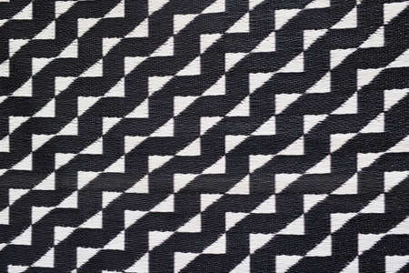 Black and white pattern background Stock Photo