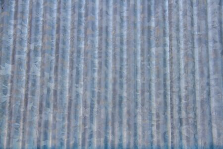 sheet: galvanized sheet Stock Photo