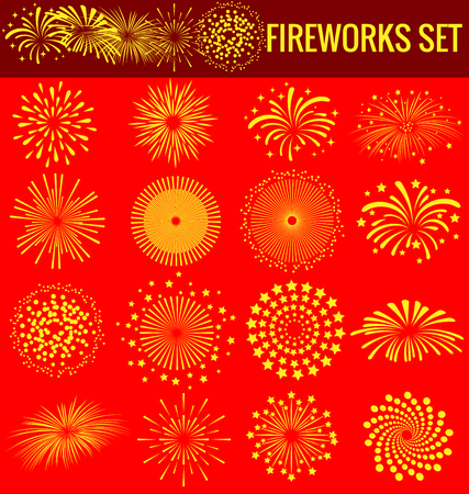 Fireworks for Chinese New Year