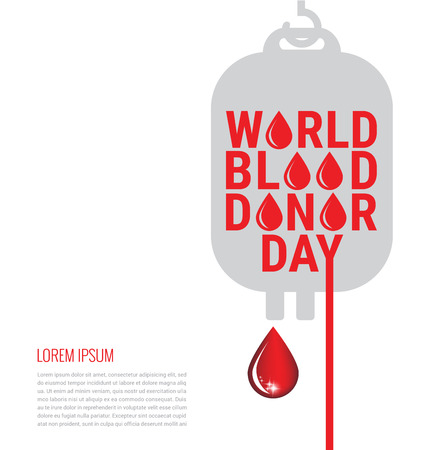 World Blood Donor Day for Poster