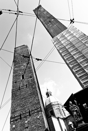 bologna: The two towers of bologna