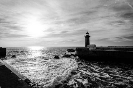douro: Lighthouse of Douro