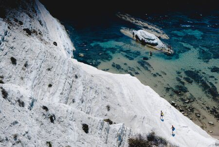 the turks: Sicilian coast