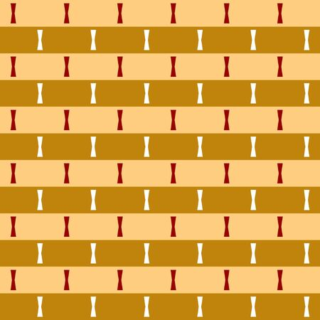 red brick wall with a pattern