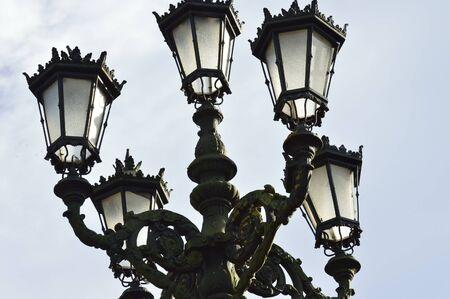 streetlight Archivio Fotografico