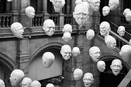 emotions Banque d'images