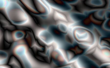 manic: Abstract Silver Color Background