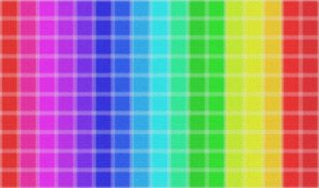 cloth texture: Abstract rainbow color cloth texture background Stock Photo