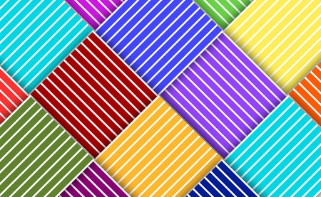 Abstract Illustration of Simple Lines Vector Background