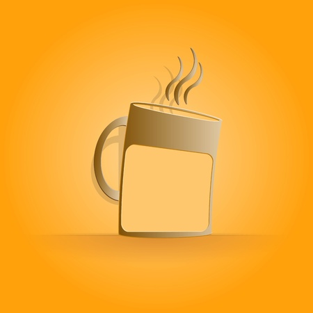 Ð¡offee cup Vector