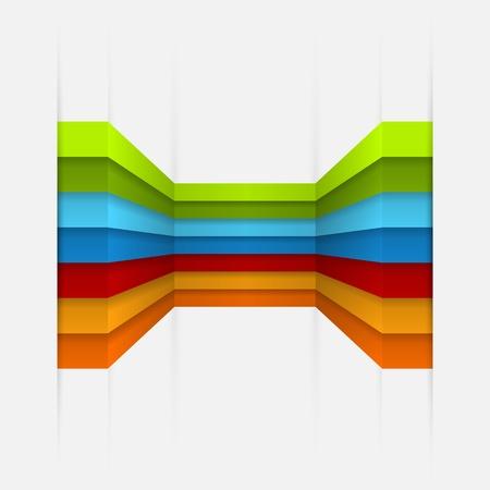 phonographic: Modern infographic  Design elements Illustration