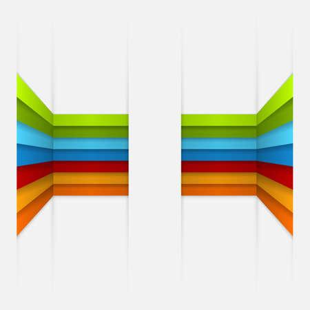 loads: Modern infographic  Design elements Illustration