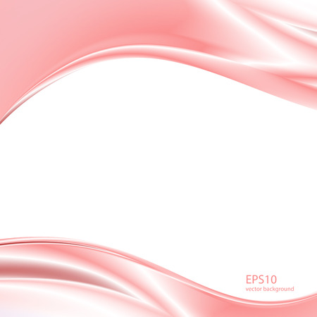 Abstract romantic background  Vector illustration