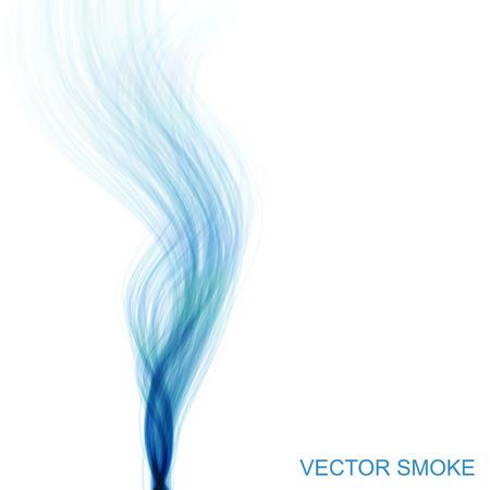 Abstract Smoke  Vector illustration