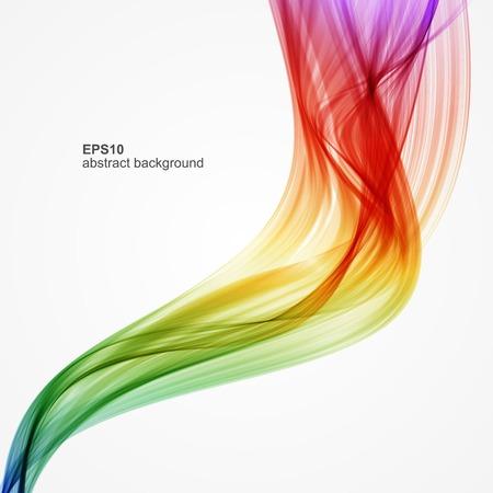 Abstracte kleurrijke achtergrond. Vector illustratie.