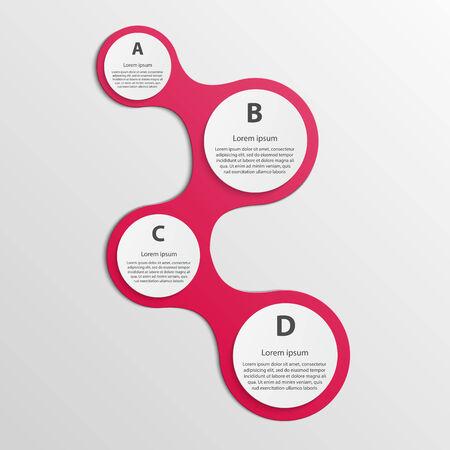 info graphics: Modern infographic. Design elements. Illustration